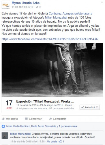 Mikel Muruzabal opinion